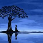 Silencio azul
